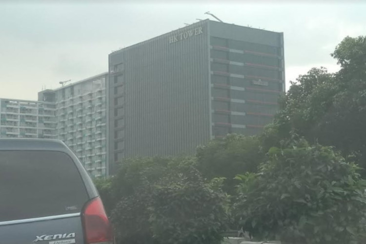 kantor pusat Hutama Karya