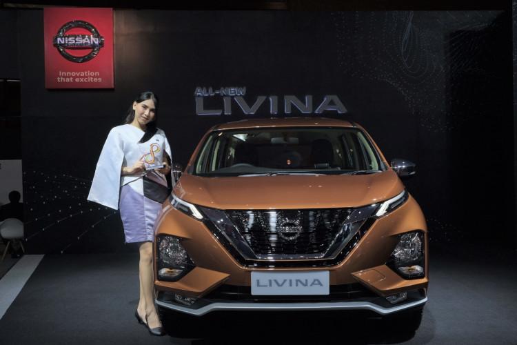 Nissan di IIMS 2019