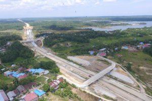 Pembangunan tol kalimantan timur