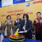 DHL-Samudera Raya Berjaya Buka PLB di Medan