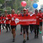 2000 Pelari Ramaikan Paperun Fun Run 2019