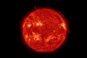 Permukaan matahari