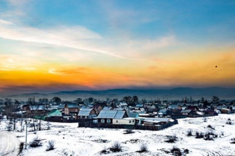 Hunian di Siberia