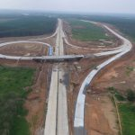 Tol Trans Sumatra Mulai Dipadati Pemudik