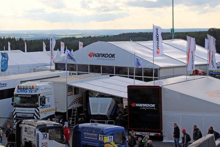 Hankook Tampil di pameran truk di Jerman