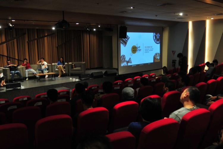 Sinar Mas Land Gelar Movie Industry Talks