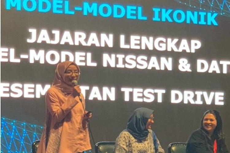 Nissan Motor akan tampil di GIIAS