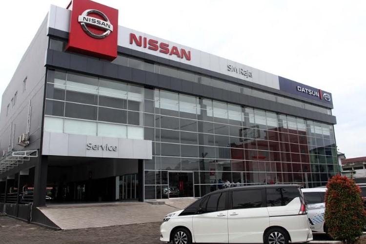 outlet baru Nissan-Datsun di MEdan