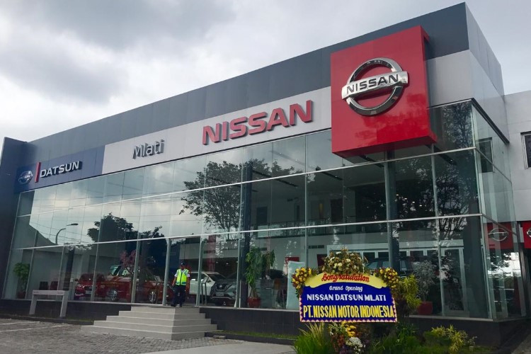 Nissan Datsun buka outlet di Mlati