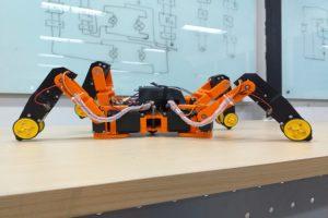 Robot Buatan Unika Atmajaya