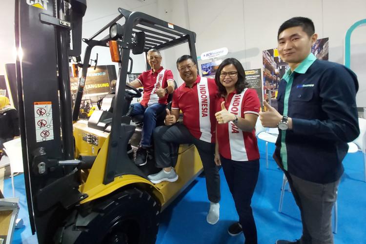 BCA Expo di Bandung