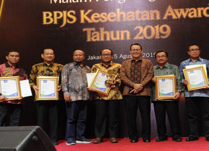 Penganugerahan BPJS KEsehatan Award