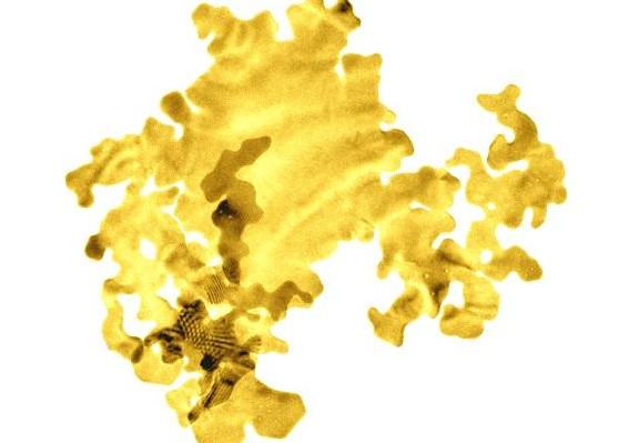 Emas Tertipis Ciptaan Ilmuwan Inggris