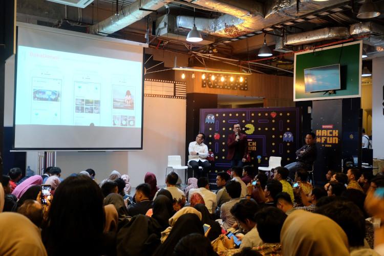 Farjin Rasyid bicara soal investasi syariah