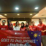 RedRoorz Ajak Karyawannya Belajar Bahasa Asing di Luar Negeri