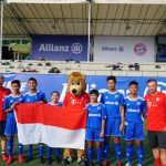 6 Pesepakbola Remaja Indonesia Tampil di Allianz Explorer Camp