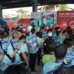 Generali Ikut Sponsori Surabaya Marathon 2019