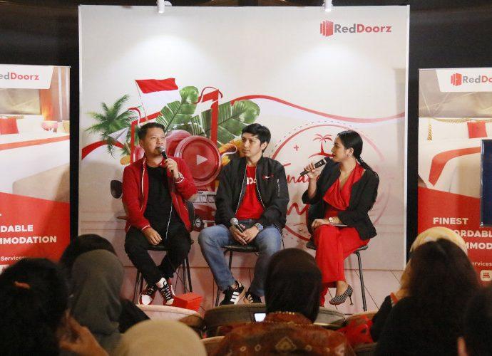 RedDoorz keluarkan program Tenaga Kerja Impian