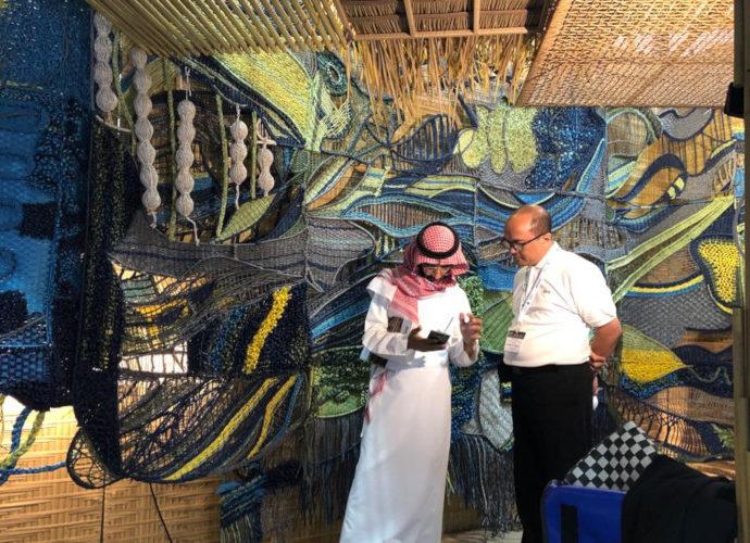 Viro Pameran di Dubai