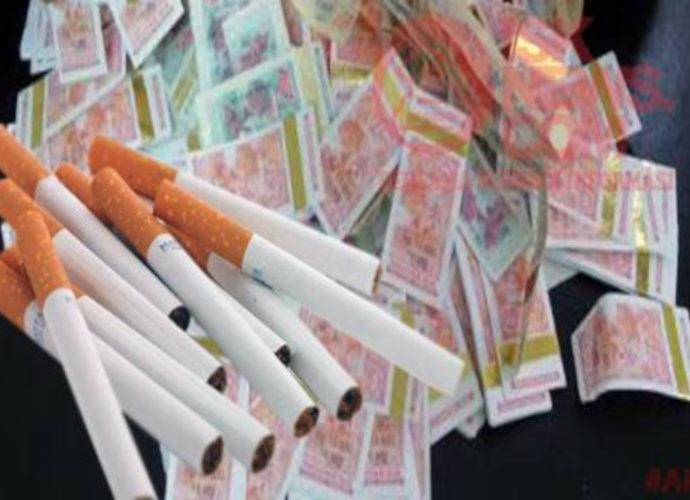 Rokok dan Pita Cukai