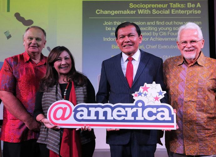 Citibank Gelar Sociopreneur Talks
