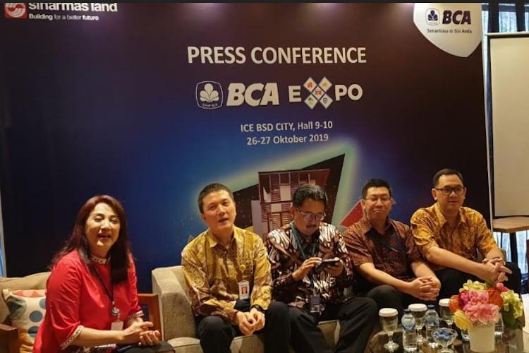 Jumpa Pers BCA Expo 2019