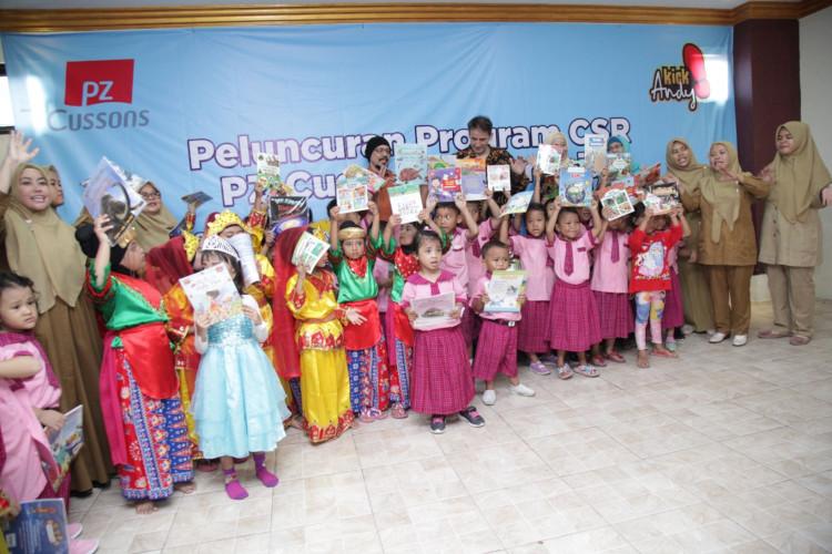 Program CSR PZ Cussons Indonesia