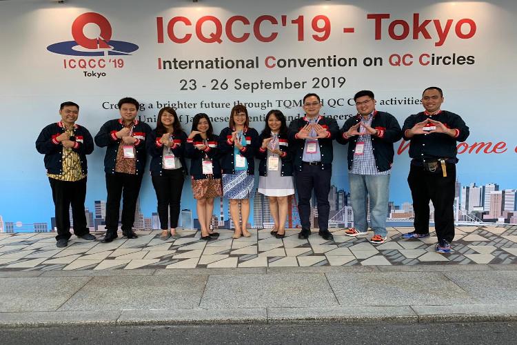 BCA Dapat Penghargaan di Jepang