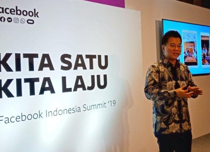 Benjamin Joe tampil sebagai pembicara Facebook Indonesia Summit