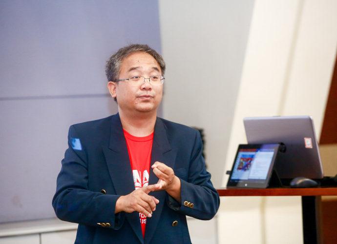Julianto berbicara dalam pertemuan UNESCO di Cina