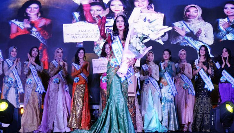 Miss Internet Indonesia 2019