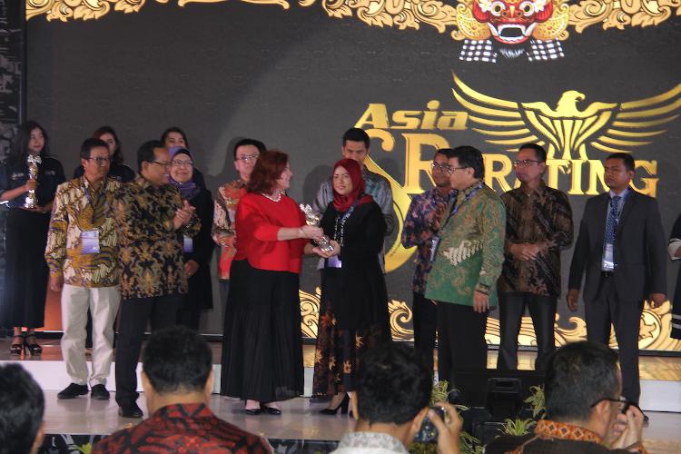 APP Sinar Mas dapat penghargaan ASRRAT 2019
