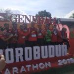 Generali Lindungi Peserta Borobudur Marathon 2019