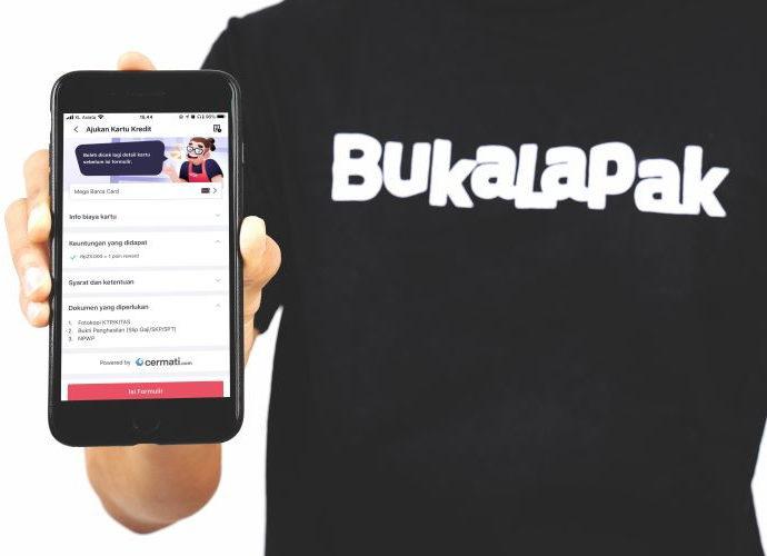 Cermati.com luncurkan pengajuan kartu kredit online lewat Bukalapak