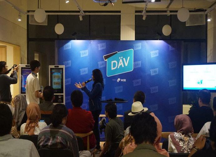 Peluncuran seri terbaru DAV