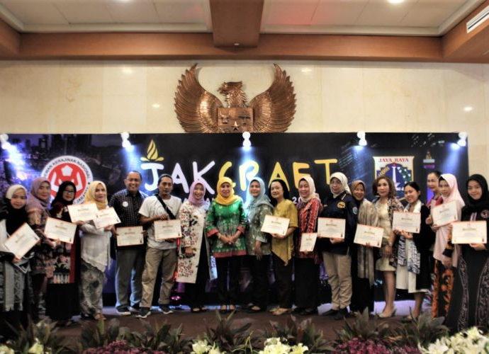 Dekranasda tutup JakCraft 2019