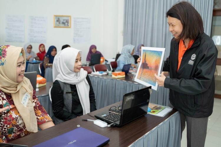 pelatihan guru PAUD di Bandung