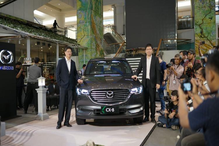 Peluncuran All New Mazda CX-8