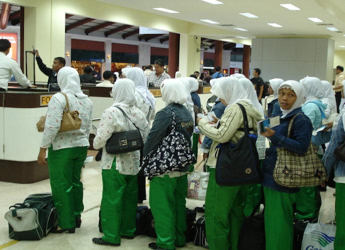 Wanita Pencari Kerja