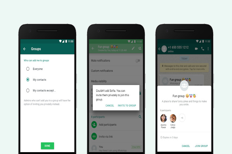 Fitur Privasi Baru Whatsapp