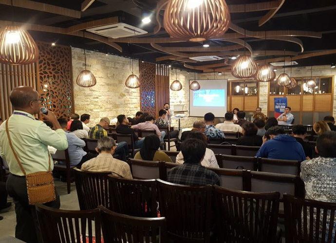 Diskusi soal Digital Hub