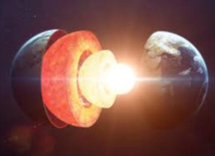 Struktur perut bumi
