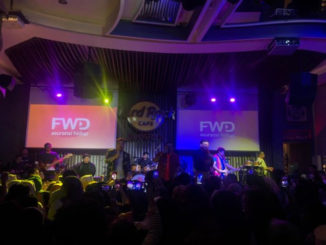 Kahitna Tampil di FWD Unstoppabel Music