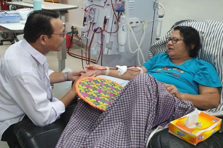Kunjungan Direksi BPJS Kesehatan ke RS Siloam Labuan Bajo
