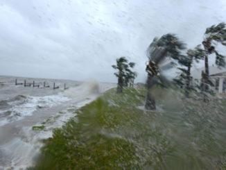Badai Harvey hantam AS 2017