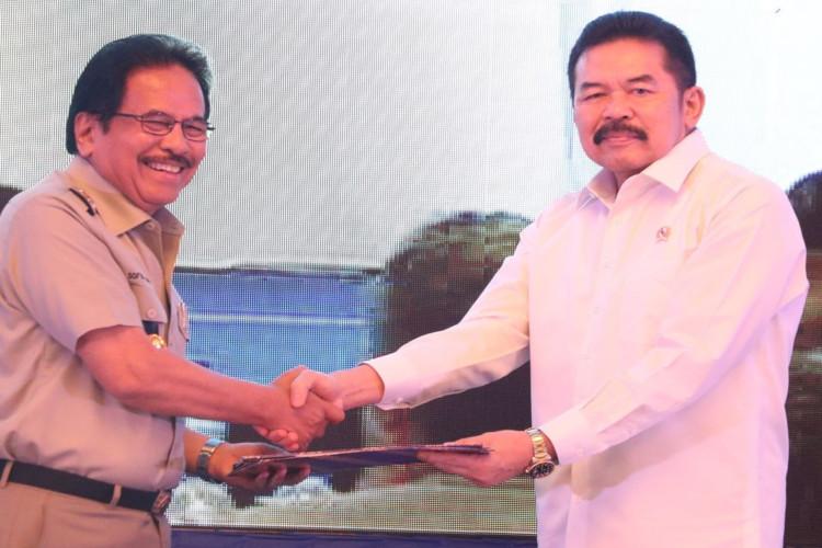 Kerjasama Kementerian ATR/BPN-Kejakgung