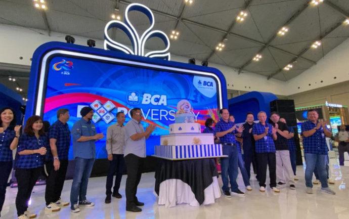 Sinar MAs Land di BCA Expoversary 2020