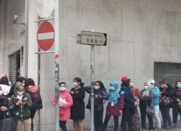 WNI di Cina saat wabah virus Corona