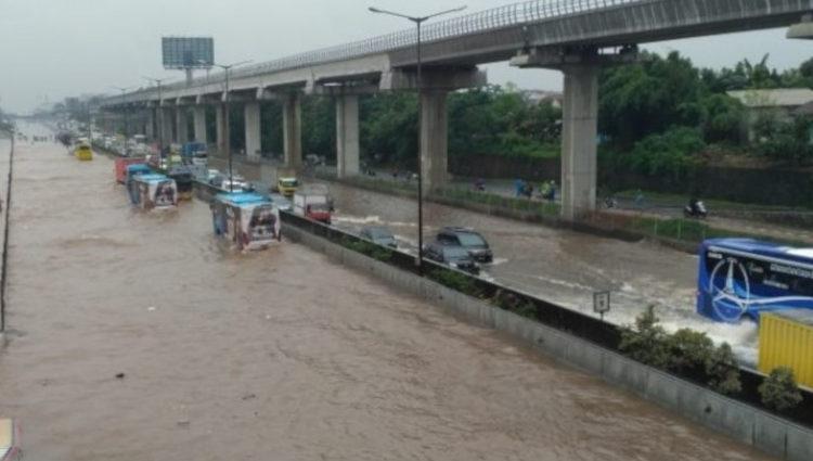 Banjir di Jabodetabek