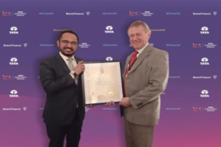 CEO Petronas terima penghargaan